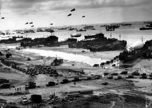 Normandy Invasion landing