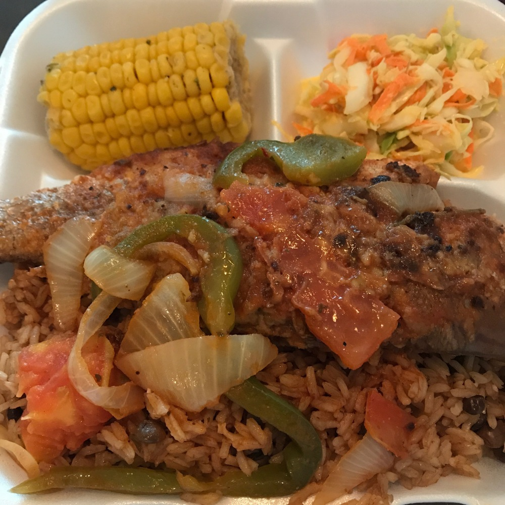 Bahamian food, the Bahamas