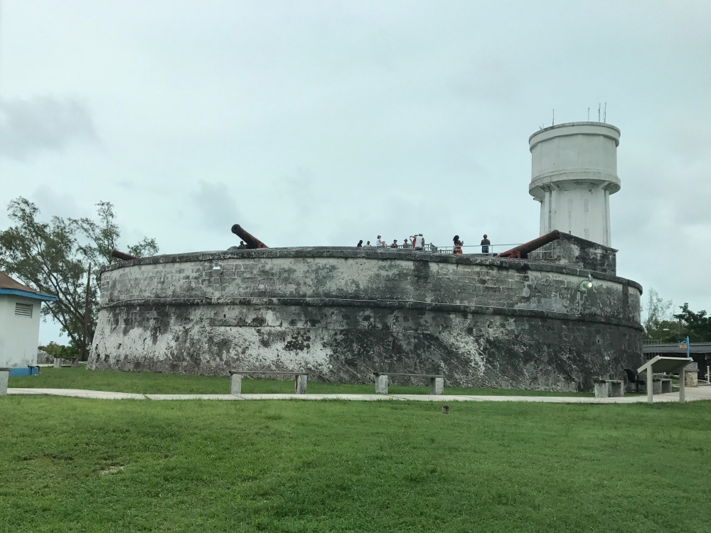Fort Fincastle, Bahamas