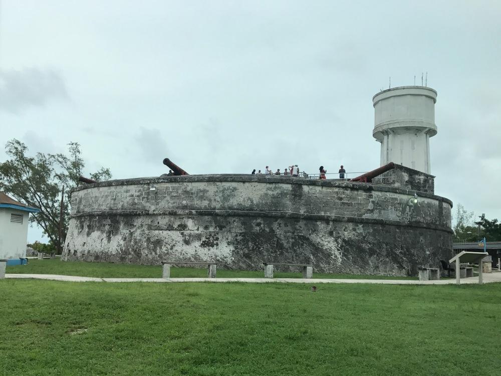 Fort Fincastle, Bahamas