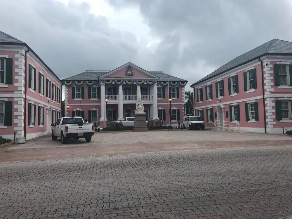 parliamentary square, bahamas