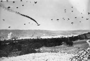 Battle of Crete, World War II