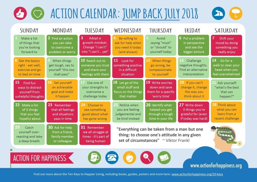 Jump Back July